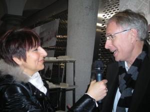 Intervista all'architetto Valentin Bearth, Accademia di Mendrisio - interviewing Valentin Bearth, Mendrisio Academy of Architecture
